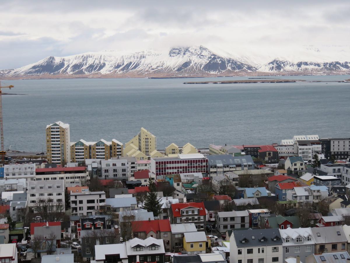 Iceland  Weekend Trip