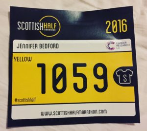 scottish half