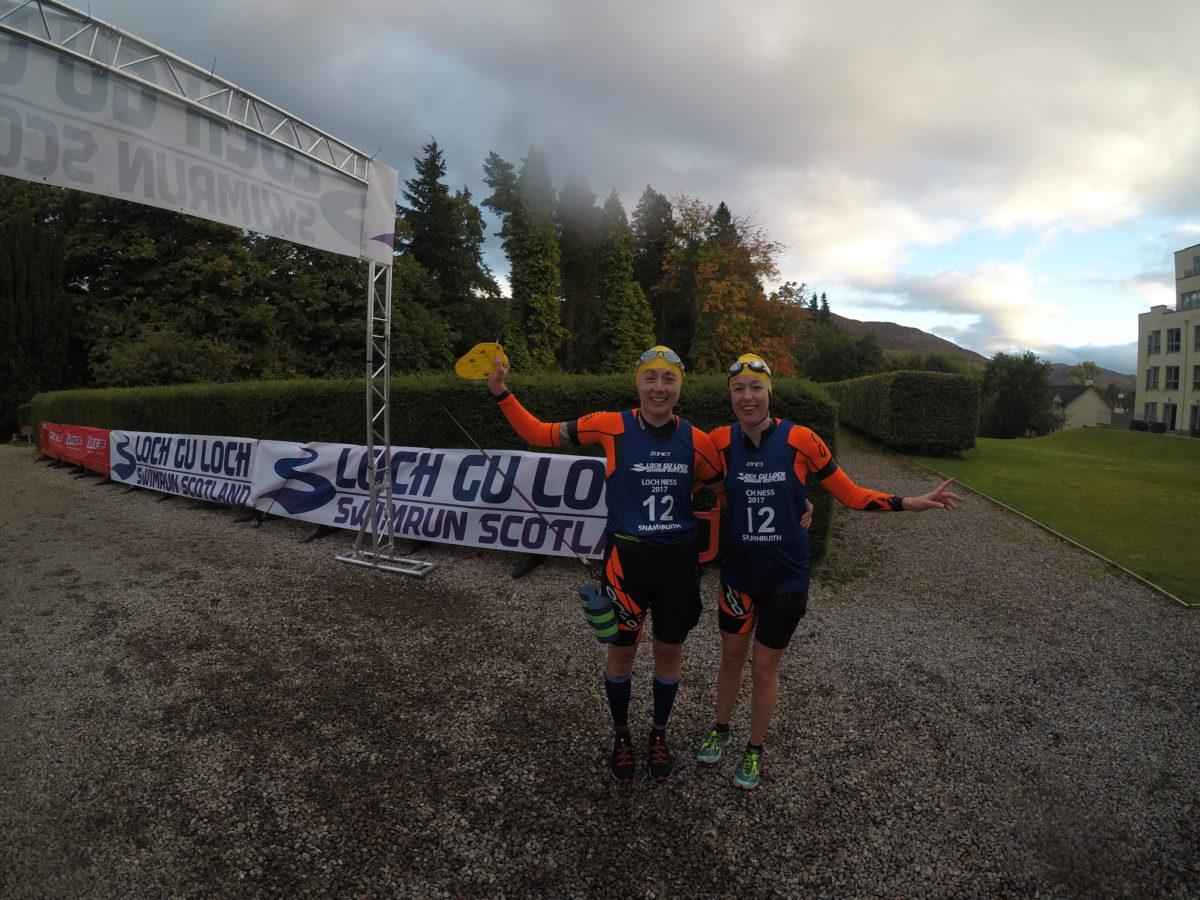 Loch Gu Loch SwimRun Race Report